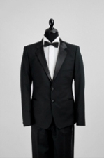 costum barbatesc ceremonie tuxedo ocazie black tie formal